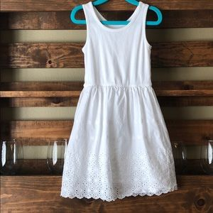 White Gap Dress